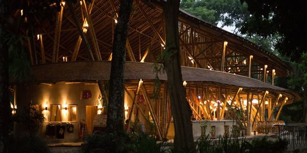 Eco Lodge, North Sumatra.                                                                                      Photos: Grace Watson
