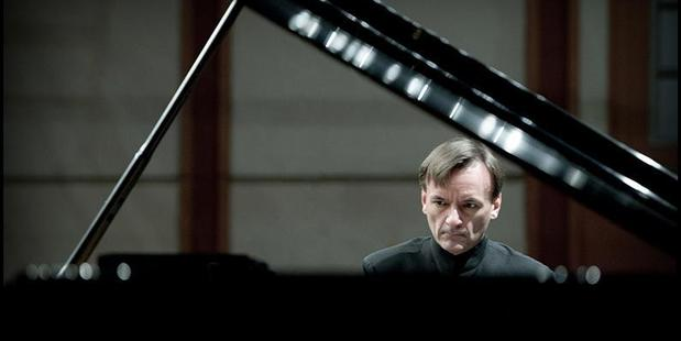 Hough is a singular pianist, who can move from cool to fiery within a beat. Photo / Sim Canetty-Clarke