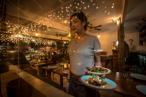 Lovely meets lively in  revamped Mt Eden eatery