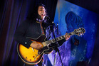 Brendon Thomas and The Vibes were in town on Saturday to perform at the OneChance Music Festival. PHOTO/BEN FRASER