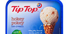 Tip Top Hokey Pokey ice cream has taken out the top award this year. Photo / Supplied