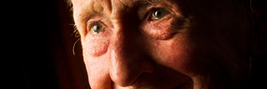 George Thomason turns 100 tomorrow. PHOTO/STEPHEN PARKER