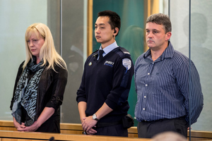 Jane and Paul Rose were sentenced yesterday in Auckland. Photo / NZME.