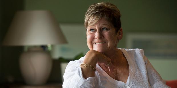 Comedian Janet McLarin. Photo / Nick Reed