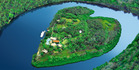 Makepeace Island in the Noosa RIver, Noosa, Queensland. Photo / Supplied