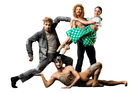 The Royal New Zealand Ballet's The Wizard of Oz.