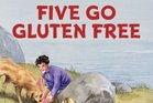 A series of four books satirising the Famous Five as adults are to be published.