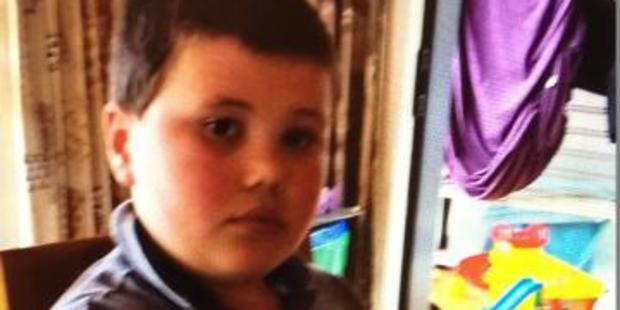 Wellington Police are appealing for help from the public to locate 10-year-old Nathan Daniel Callaghan in Waikanae. Photo / Supplied