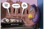 Cartoon: Paying taxes filthy habit