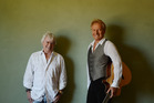 Russell Hitchcock and Graham Russell, the veteran voice and songwriting partnership of Air Supply (Supplied)