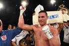 New Zealand Heavyweight boxer Joseph Parker. Photo / Photosport.co.nz