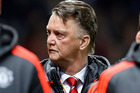 Louis van Gaal. Photo / AP