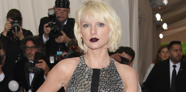 Loading Taylor Swift is being threaten by an internet troll. Photo / AP