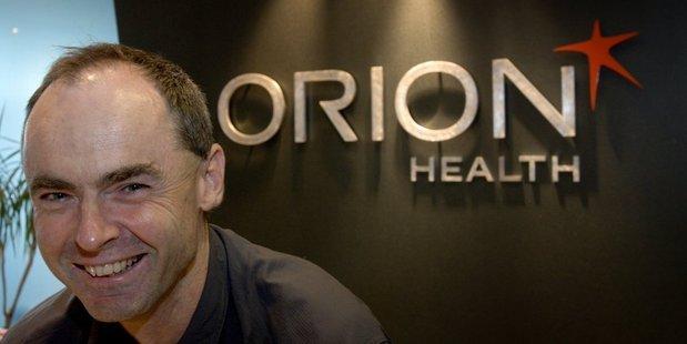 Orion chief executive Ian McCrae. Photo / NZ Herald
