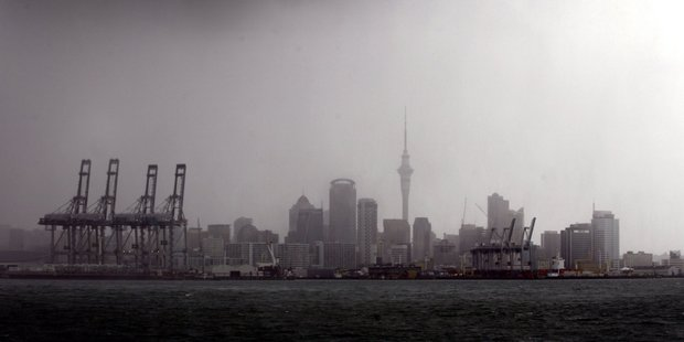 Aucklanders should expect a wet weekend. Photo / Dean Purcell