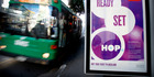 Auckland Transport launched HOP cards in 2011. Photo / File