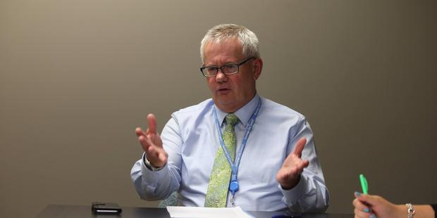 Tauranga CityCouncil CEO Garry Poole. Photo/file