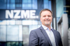 Michael Boggs, chief executive of NZME. Photo / Michael Craig