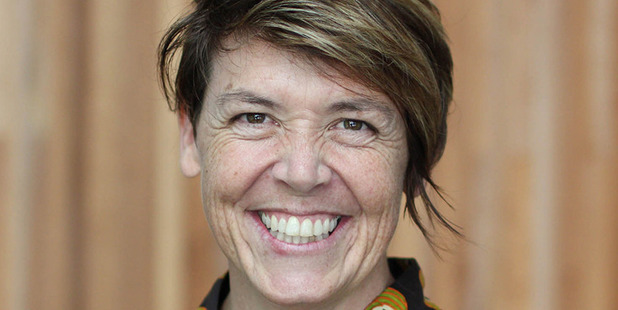 Green Party MP Jan Logie will tomorrow lead a demonstration at ACC's Auckland office. Photo / Supplied
