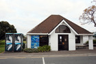 The old Information Centre at Mount Maunganui on Salisbury Avenue. Photo/file