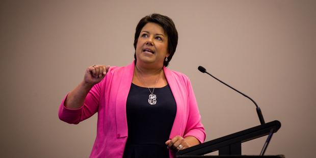 Minister for social housing Paula Bennett. Photo / Dean Purcell