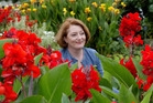 Maggie Barry was once the star of her own garden show. Photo / File, NZ Herald