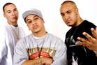 Smashproof, South Auckland hip-hop group.