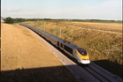 The Eurostar rail service connects the UK with France and Belgium. Photo / Supplied