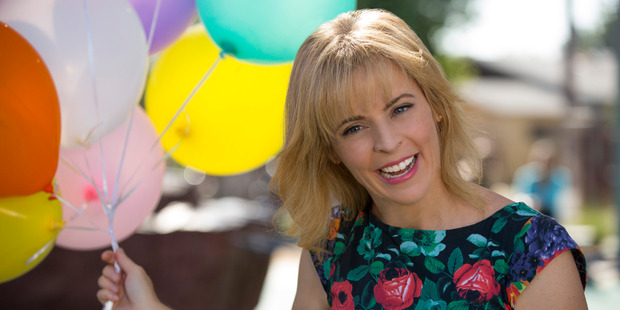 Lady Dynamite presents an accurate yet at times hugely exaggerated take on Maria Bamford's life as a comedian  with bipolar disorder. Picture / Netflix