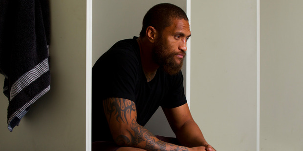 Loading New Zealand Warriors winger Manu Vatuvei. Photo / Jason Oxenham.