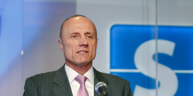 Serko independent chairman Simon Botherway. The company's result comes out today.