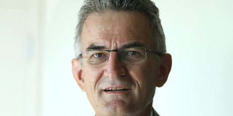 Tauranga Chamber of Commerce chief executive Stan Gregec.
