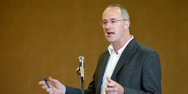 Phil Twyford endorsed the Government's view that boundaries imposed by the Auckland Council have been a major contributor to the escalation of house prices. Photo / George Novak