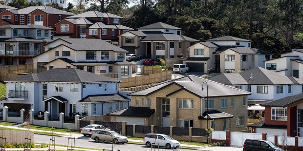 The increase is in line with the rest of New Zealand, which has been hit with about a 5 per cent year-on-year increase in April. Photo / Michael Craig
