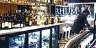 Choose from more than 100 rums at The Rhum-ba, Denarau Yacht Club.
