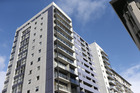 New Zealand's $40 billion apartment sector looks to be in for a shakeup. Photo / Doug Sherring