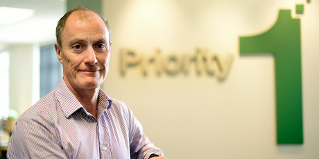Priority One chief executive Andrew Coker.
