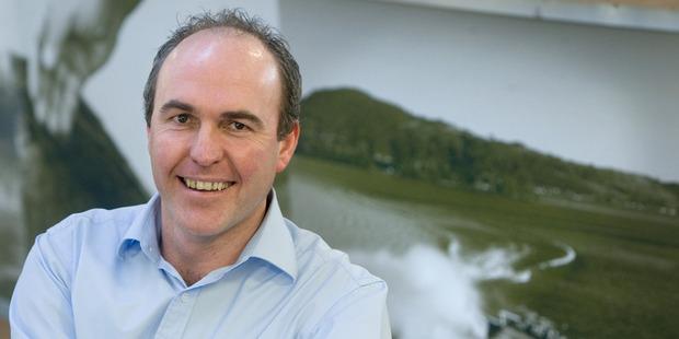 Mark Rawson, Destination Rotorua chief executive.