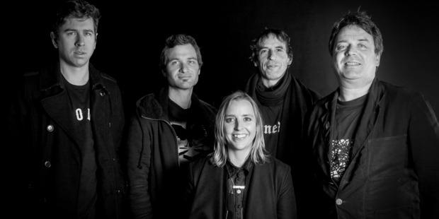 Kiwi band The Chills.
