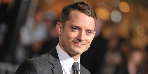 Loading Elijah Wood has found himself at the centre of Hollywood's most shocking scandal. Photo / AP