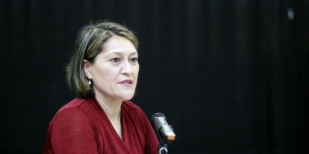 UPSET: Meka Whaitiri says National's proposed state house incentive lacks credibility. PHOTO FILE