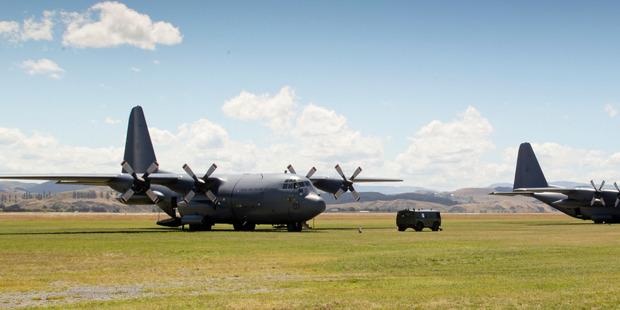 Three long-serving Royal New Zealand Air Force staff were put under intense scrutiny. Photo / Warren Buckland
