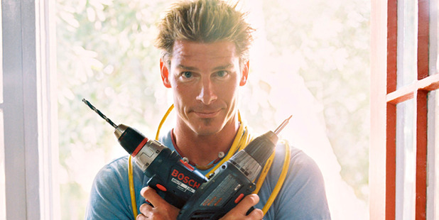 Miss watching Ty Pennington do up houses? Here, have a whole channel's worth of that gold. Photo / Supplied