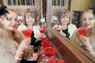 WARM TOUCH: County Hotel reservations manager Fiona Booth (left) and Art Deco Trust general manager Sally Jackson gave the