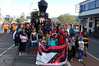 After taking part in Kawakawa's Puff & Pull Carnival on Sunday these Otangarei Marae Youth Club youngsters and supporters would like to start a local tug-a-truck contest.