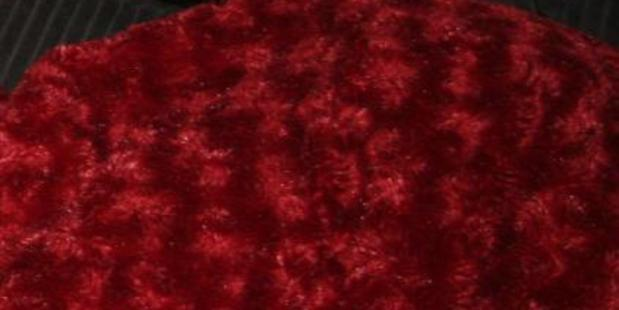 Have you seen this red blanket?