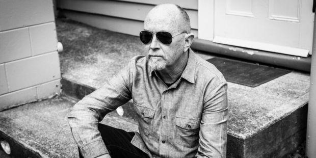 Kiwi singer Dave Dobbyn.