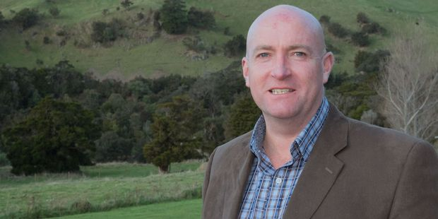 Carterton District Council's new planning and regulatory manager Dave Gittings. PHOTO/SUPPLIED
