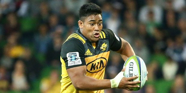 Julian Savea will return to action for the Hurricanes this week after being stood down for one game. Photo / Getty