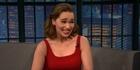 Watch: Watch: Emilia Clarke sings MmmBop in Dothraki